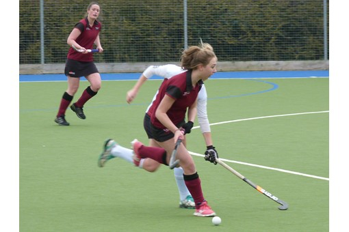 Ladies' 2s v Spencer 025