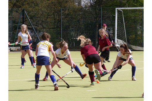 U14 Girls at Midlands Regional Finals 002