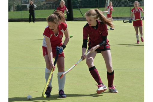 U14 Girls at Midlands Regional Finals 003