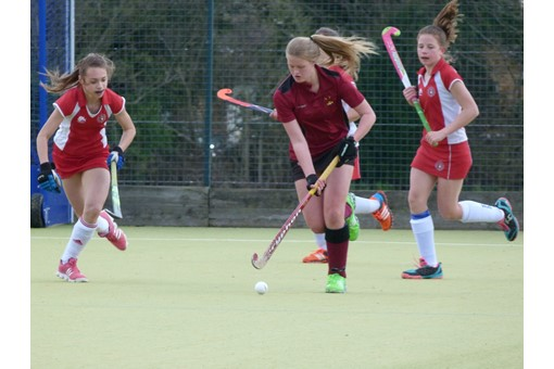 U14 Girls at Midlands Regional Finals 005