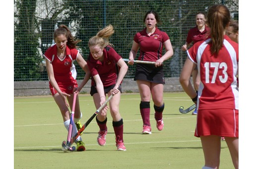 U14 Girls at Midlands Regional Finals 007