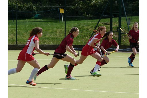 U14 Girls at Midlands Regional Finals 009