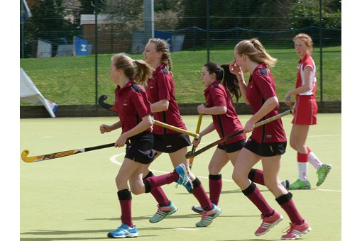 U14 Girls at Midlands Regional Finals 011