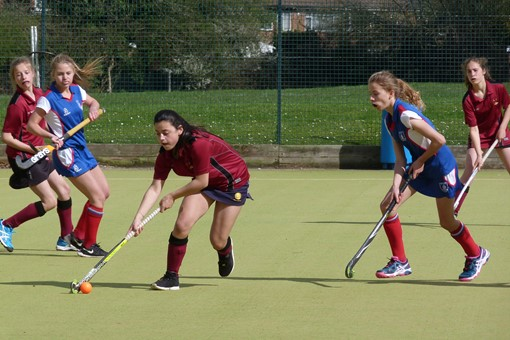 U14 Girls at Midlands Regional Finals 018