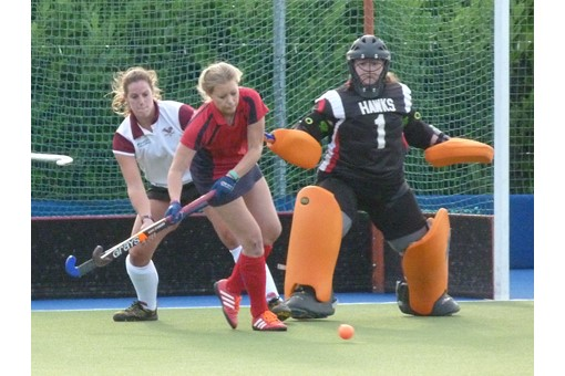 Summer Ladies' Hockey Final 007