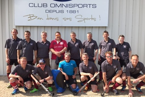 Men's Vets' Tournament Bordeaux 001