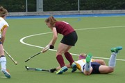 Ladies' 1s v Stourport 016