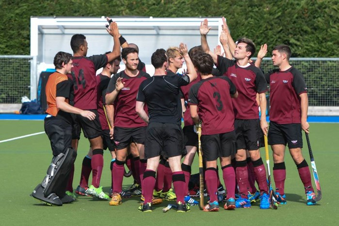 Men's 1s team September 2016 001