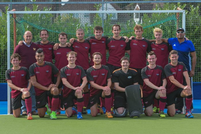 Men's 1s team September 2016 002