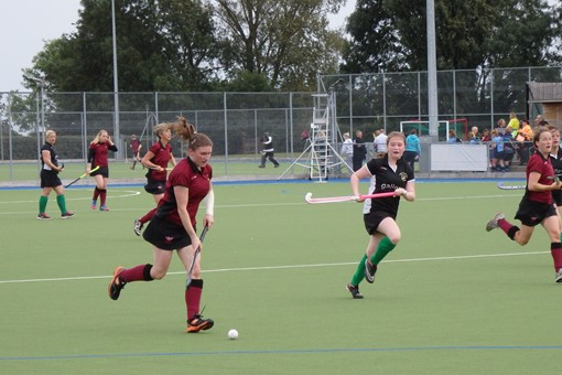 Ladies' 7s v Bicester 5s 1st league game 019