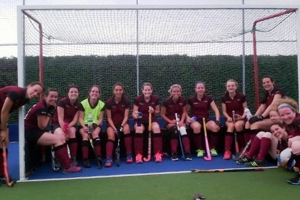 Ladies' 3s team September 2016 001