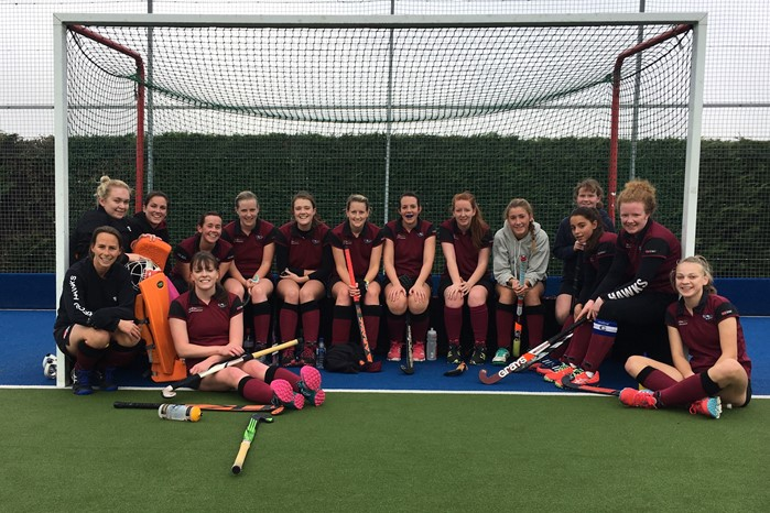 Ladies' 3s team October 2016 001