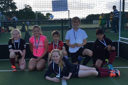U12s Mixed teams at Witney October 2016 001