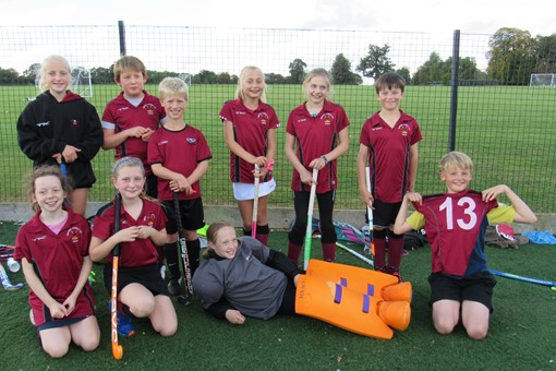 U12s Mixed teams at Witney October 2016 003