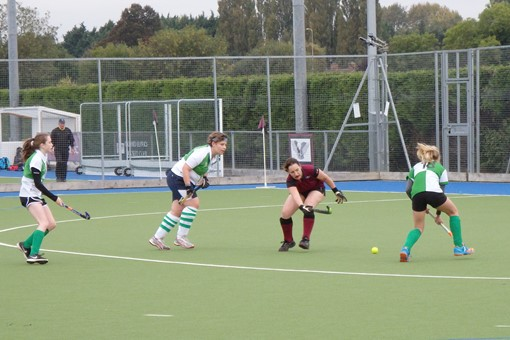 Ladies' 6s v Wallingford 003