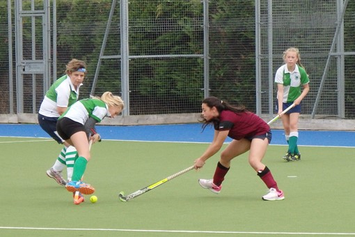 Ladies' 6s v Wallingford 004