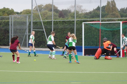 Ladies' 6s v Wallingford 005