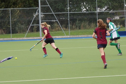 Ladies' 6s v Wallingford 007