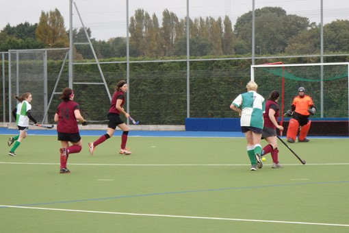 Ladies' 6s v Wallingford 010