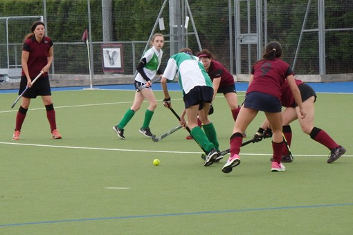 Ladies' 6s v Wallingford 012