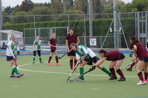 Ladies' 6s v Wallingford 013