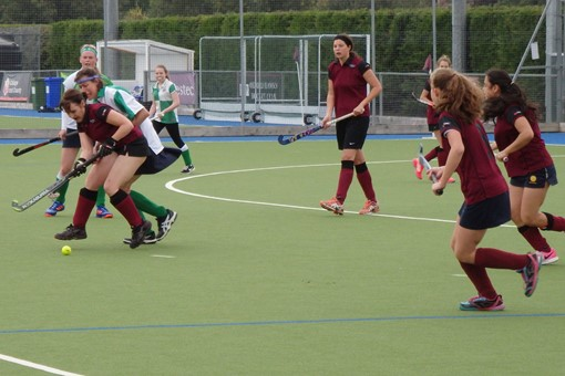 Ladies' 6s v Wallingford 014