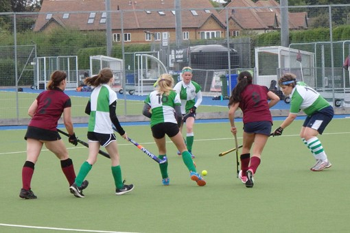 Ladies' 6s v Wallingford 015