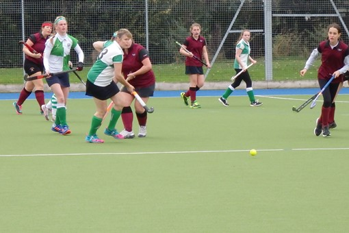 Ladies' 6s v Wallingford 018