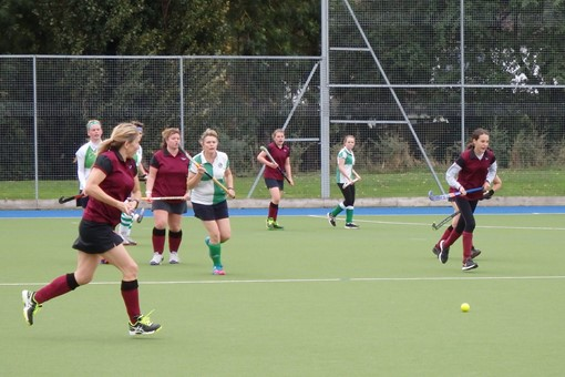 Ladies' 6s v Wallingford 019