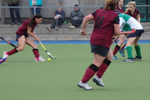 Ladies' 6s v Wallingford 024