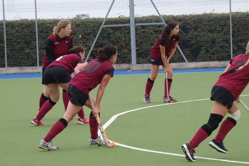 Ladies' 4s v Reading 3s 006