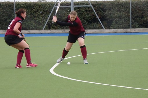 Ladies' 4s v Reading 3s 007