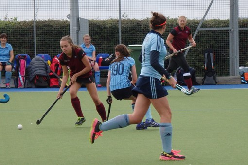 Ladies' 4s v Reading 3s 010