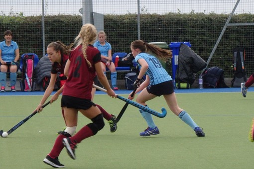 Ladies' 4s v Reading 3s 011