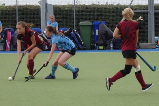Ladies' 4s v Reading 3s 012