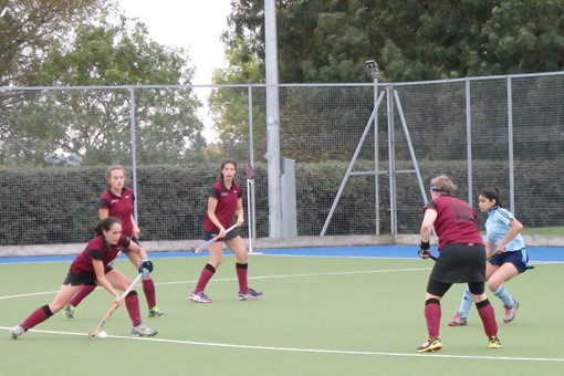 Ladies' 4s v Reading 3s 015