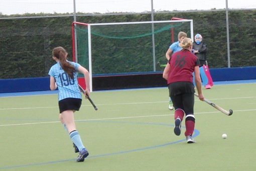 Ladies' 4s v Reading 3s 017