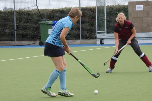 Ladies' 4s v Reading 3s 020