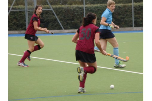 Ladies' 4s v Reading 3s 021