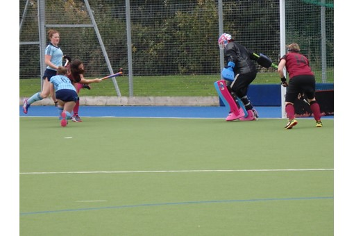 Ladies' 4s v Reading 3s 024