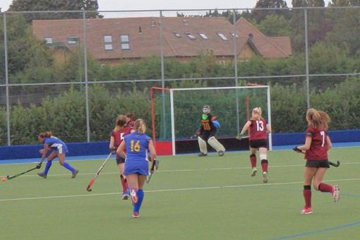 Ladies 2s v PHC Chiswick 002