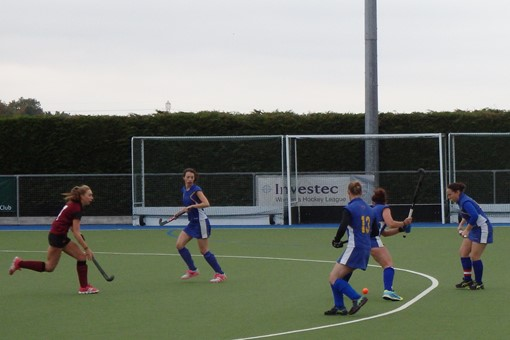 Ladies 2s v PHC Chiswick 005