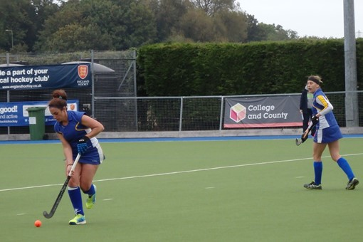 Ladies 2s v PHC Chiswick 017