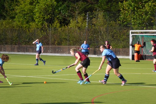 Ladies' 6s v Wycombe 001