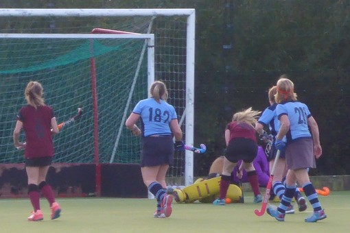 Ladies' 6s v Wycombe 004