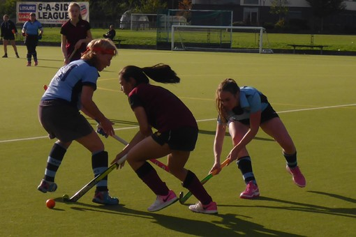 Ladies' 6s v Wycombe 012