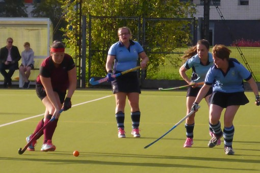 Ladies' 6s v Wycombe 021