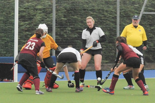 Ladies' 3 v Aylesbury 012