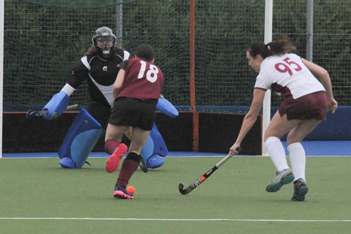 Ladies' 2s v Milton Keynes 001