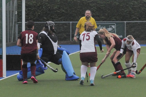 Ladies' 2s v Milton Keynes 003